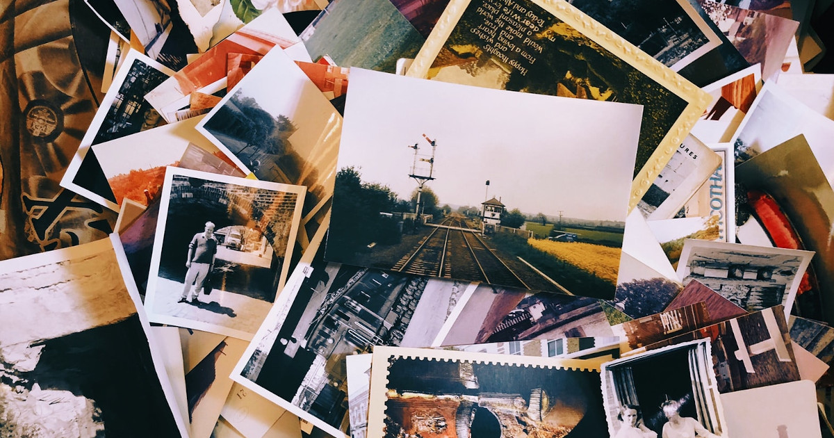 How to save precious photos