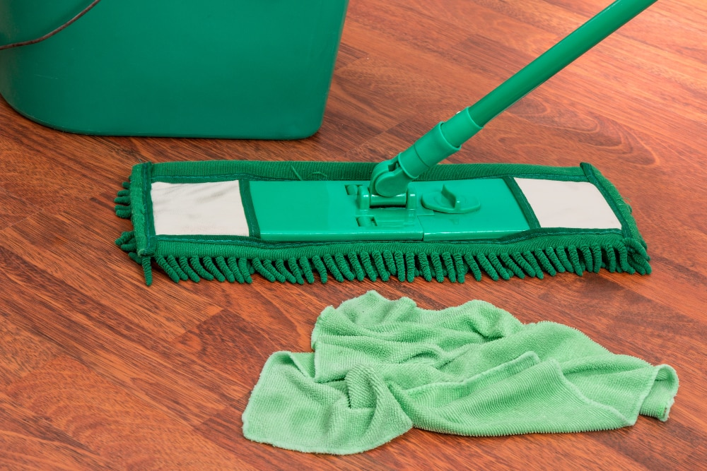 mop for fast clean
