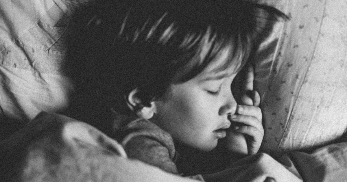 Child sleep disorder