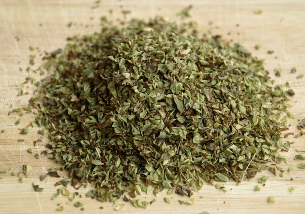 oregano for cooking
