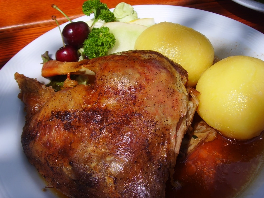 holiday food traditions around the world