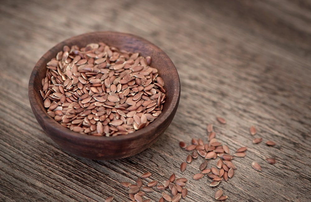 flax seeds help in weight loss