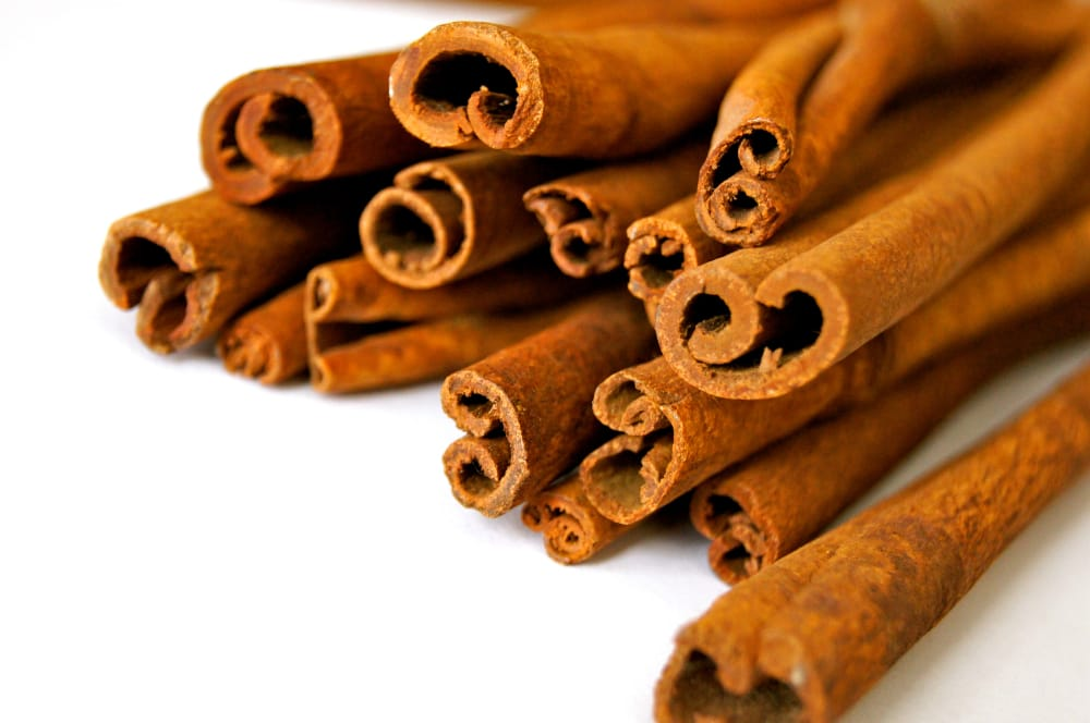 good things to eat to lose weight cinnamon